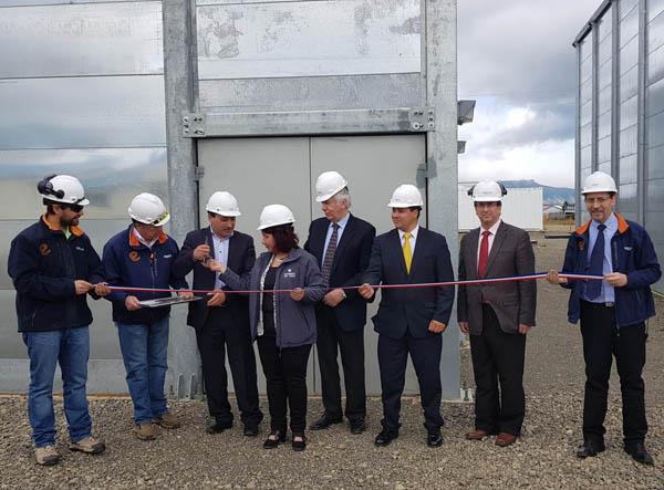 EDELMAG pone en servicio e inaugura turbina en la Central Generadora de Puerto Natales